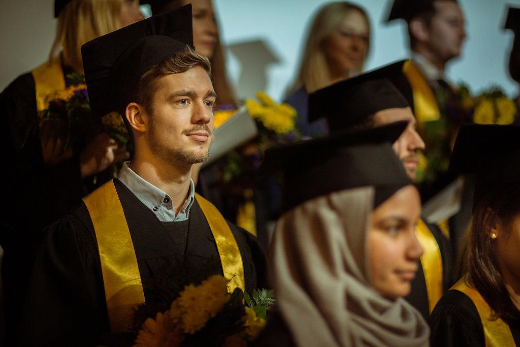 Graduate of European University Viadrina